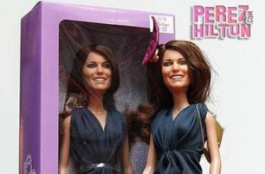 Princess Catherine Doll in Perez Hilton