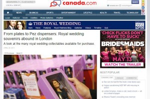 Princess Catherine Doll on Canada.com